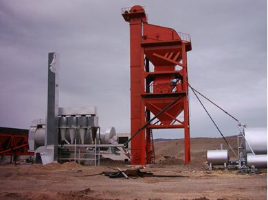 Picture for category Asphalt Plants